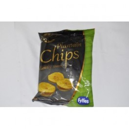 Chips Plantain fyffes