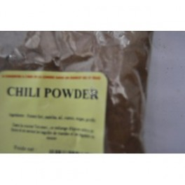 Chili powder moulu 100G